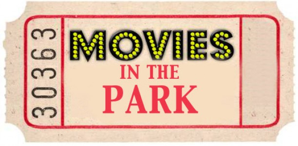 Movies and Concerts in the Park schedule