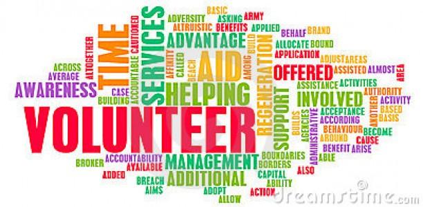 Looking for volunteers to serve the neighborhood association!